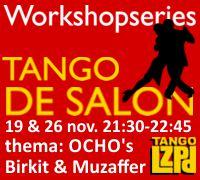 advertentie Tango La Zapada